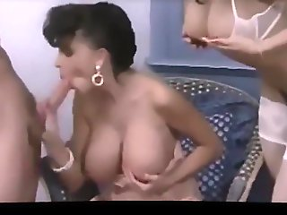 compilation, big tits, german