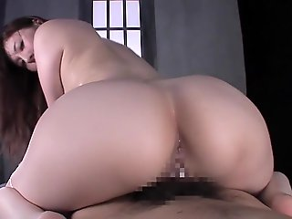 japanese, pov, Best Japanese chick in Crazy POV, Ass JAV shore up steady