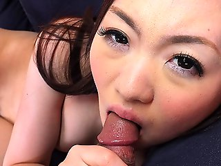 creampie, blowjob, Kana Sasaki Is Fucked By Her Clarinet School - JapanHDV