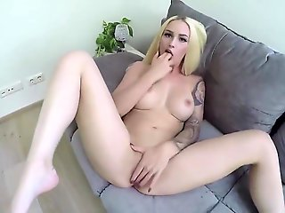 big tits, amateur, LucyCat solitary Orgasmus
