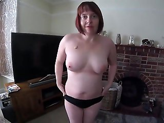red head, milf, straight