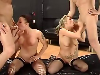 german, amateur, Fist and Piss Orgy
