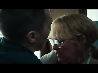 teen, celebrity, Patricia Arquette-Escape at Dannemora