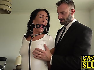 blowjob, anal, Be in session bawd throat fucked before severe doggystyle