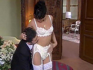 brunette, blowjob, Tania Russof several of the most beautiful porn actors
