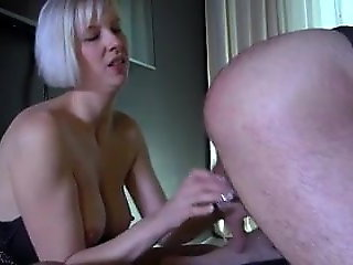 handjob, fingering, The slave