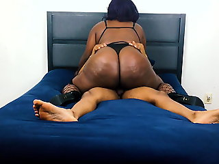 babe, amateur, My Ebony BBW Mistress Came Over To Resolution