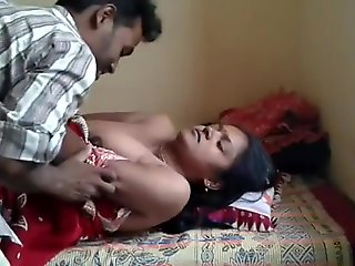 indian, big tits, Bangla Boudi Obtaining Nude for Fuck