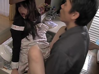 japanese, blowjob, Best Japanese whore in Crazy Blowjob, HD JAV clip