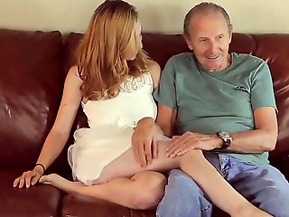 blowjob, babe, junior cutie drag inflate very old man